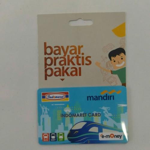Foto Produk ETOLL KARTU ETOLL MANDIRI SIAP PAKE dari hanomanindoramet