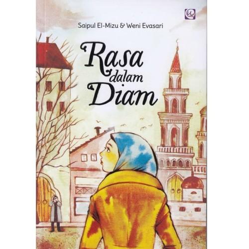 Foto Produk Buku Rasa Dalam Diam Cerita Novel Cinta Terbaru wahyuqolbu dari Sahabat Buku Anak