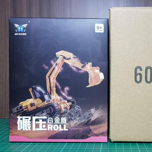 Foto Produk AOYI MECH H6001-8C Roll Scrapmetal dari HSN OL Shop
