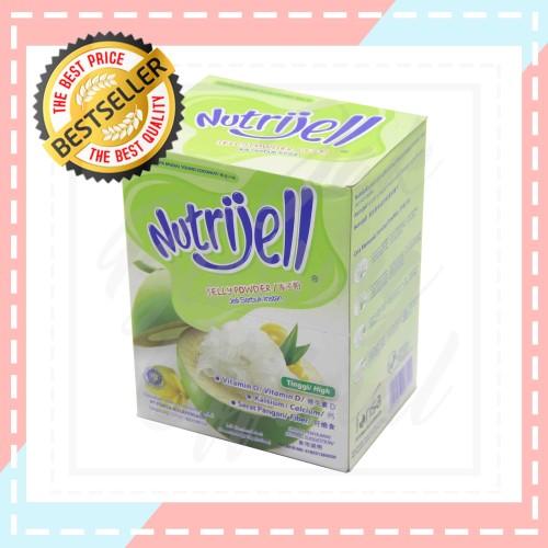 Foto Produk Nutrijell jelly Powder Rasa Kelapa Muda 15g/sc dari Jak Blessing Official