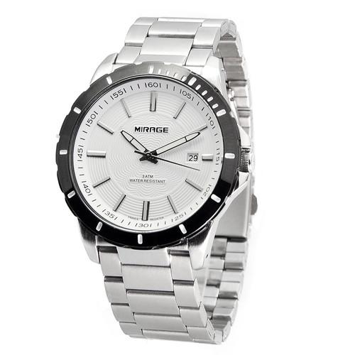 Foto Produk Jam Tangan Pria Terbaru MIRAGE 8549M Silver pP dari Mirage Watch