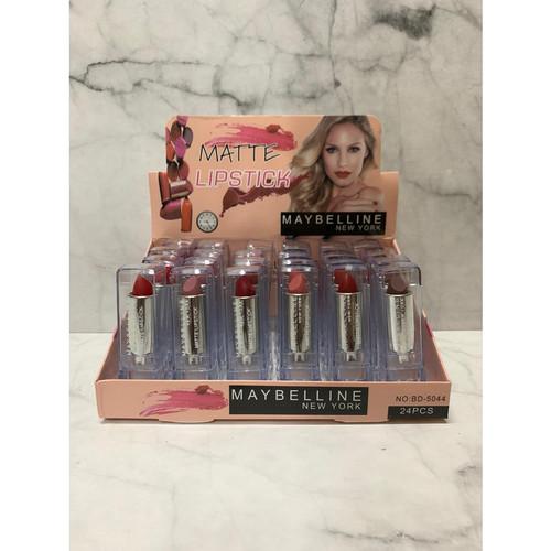 Foto Produk [LUSINAN] Lipstik Maybelline Matte - BD-5044 dari startled.id