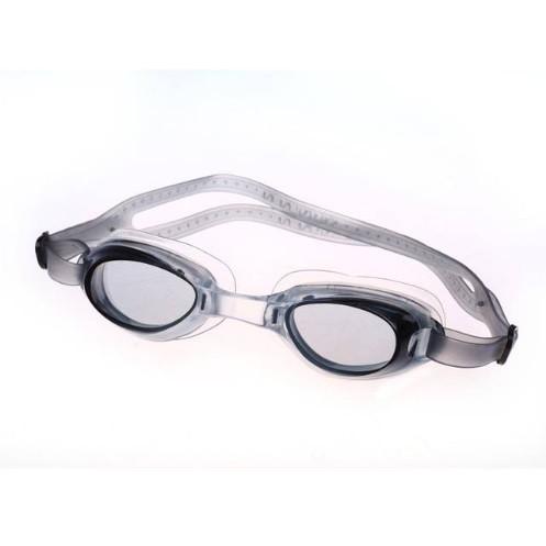 Foto Produk Kacamata Renang Anak Anti fog Anti UV Hard Case Adjustable Goggles - Hitam dari Enilate