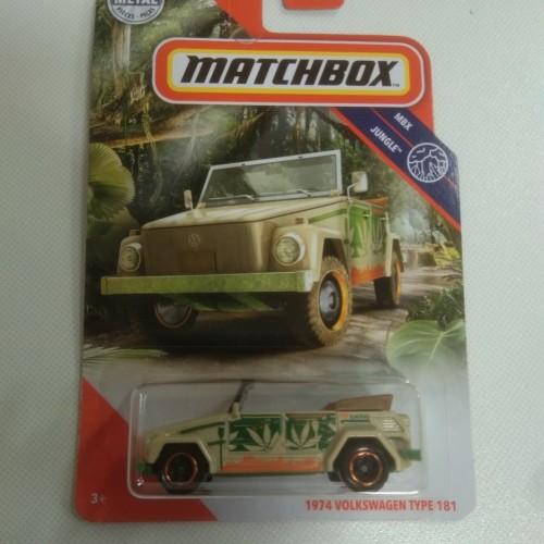 Foto Produk Matchbox 1975 Volkwagen Type 181 dari Shs_shop