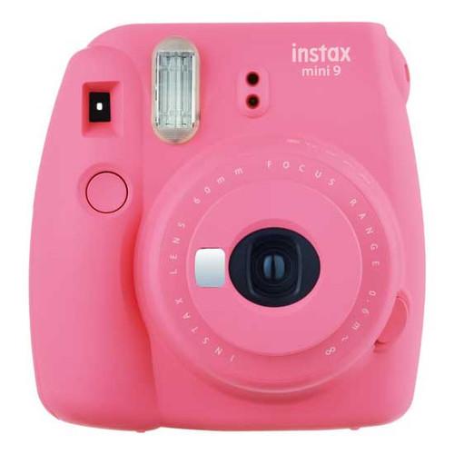 Foto Produk FUJIFILM INSTAX Mini 9 Instant Film Camera - Flamingo Pink dari BestCam