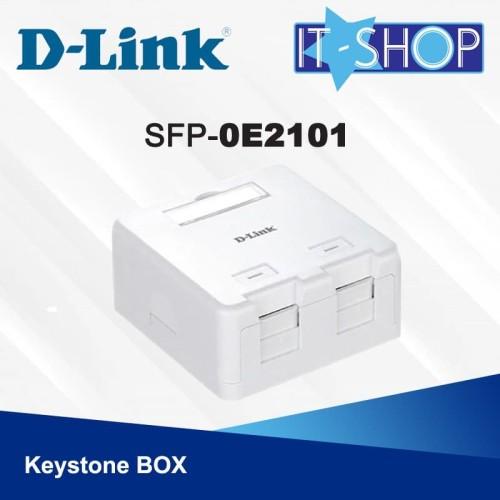 Foto Produk D-Link Keystone Box SFP-0E2101 dari IT-SHOP-ONLINE