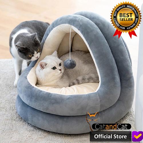 Foto Produk Cat Bed - Kasur Kucing Elegan Minimalis (Cotton) dari catandcat