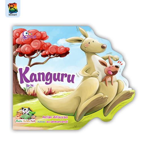 Foto Produk Seri Satwa Unik - bestari kids - kangguru dari Bestari Book Store