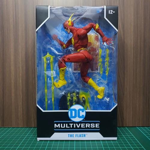 Foto Produk MCFARLANE DC multiverse The Flash dari HSN OL Shop
