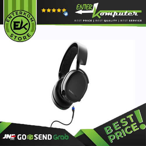 Foto Produk Steelseries Arctis 3 Bluetooth With 7.1 DTS Headphone:X dari Enter Komputer Official