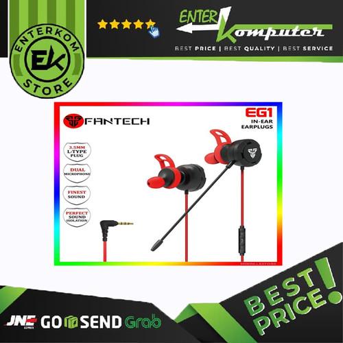 Foto Produk Fantech EG-1 Earphone Gaming With Mic dari Enter Komputer Official