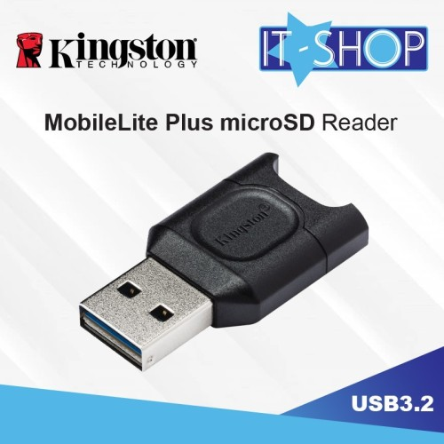 Foto Produk Kingston MobileLite Plus microSD Reader dari IT-SHOP-ONLINE