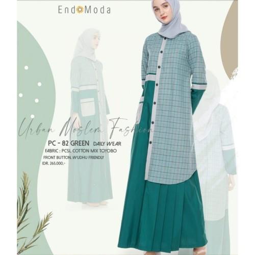 Jual Gamis Endomoda Pc 82 Kota Depok Galeri Fashion Muslim Tokopedia