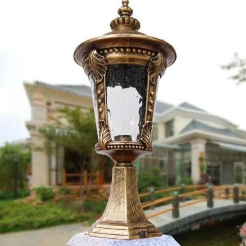 Jual Lampu Pilar Taman Lampu Hias Lampu Taman Nadineshop17 Jakarta Pusat Nadineshop17ya Tokopedia