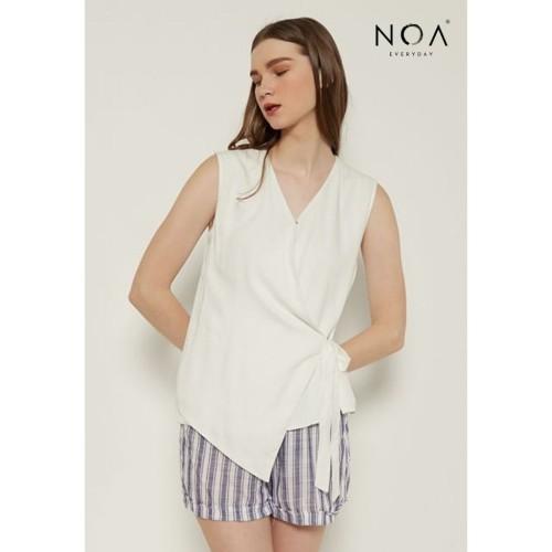 Foto Produk NOA everyday Blouse Atasan Wanita KIYOMI Sleeveless Top - SM dari Noaeveryday