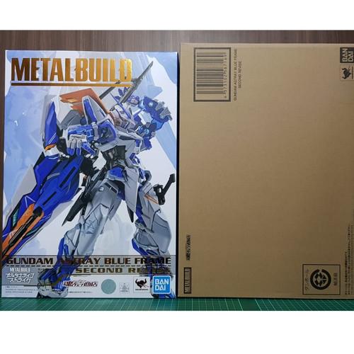 Foto Produk METAL BUILD GUNDAM ASTRAY BLUE FRAME SECOND REVISE dari HSN OL Shop