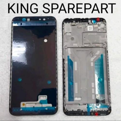Foto Produk FRAME DUDUKAN LCD TULANG TENGAH ASUS ZENFONE MAX PRO M1 ZB601KL ORI dari KING sparepart