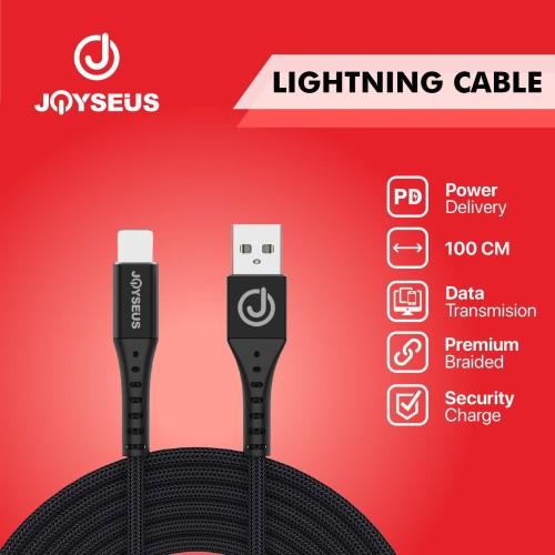 Foto Produk JOYSEUS USB Charger Lightning Cable Data for iPhone - KB0042 dari Joyseus Official Store