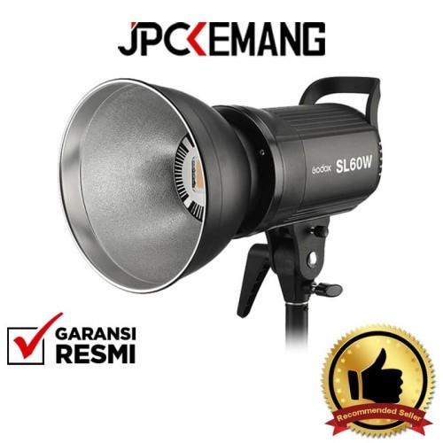 Foto Produk Godox LED SL60W GARANSI RESMI dari JPCKemang