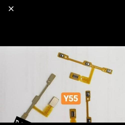 Foto Produk FLEKIBLE POWER ON OFF VIVO Y55 ORI dari Tokoaccku