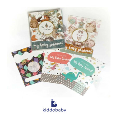 Foto Produk Hugme My Baby Journal Binder dari kiddobabystore
