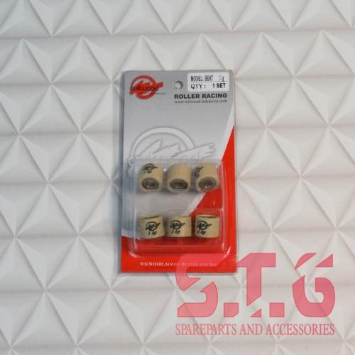 Foto Produk Beat/ Scoopy/ Spacy Karbu Honda Roller Roler Racing Wilwood 11 Gram G dari steGO