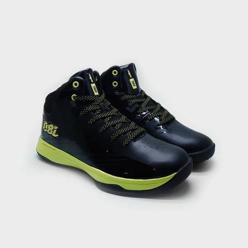 Foto Produk DBL Ardiles AZA FUNDAMENTAL 2 II Sepatu Olahraga Basket Pria ORIGINAL - Black Citroen, 39 dari Reiko Store