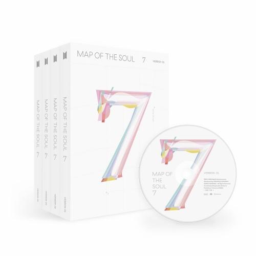 Foto Produk BTS Map Of The Soul: 7 - Version 3 dari BTS Merchandise Store