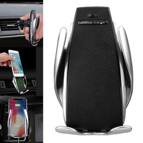Foto Produk Holder Holder HP Car Wireless Charger Smart Sensor Phone dari vauto