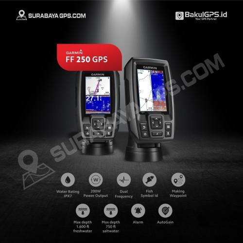 Foto Produk GARMIN Fish Finder 250 GPS - Garansi dari BakulGPS.co.id