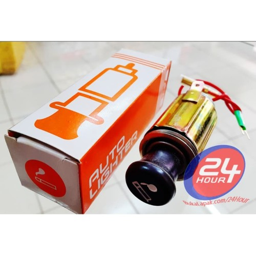 Foto Produk Cigarette lighter mobil 12V / Colokan pemantik api listrik DC 12V STNY dari lapak24jam