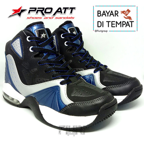 Foto Produk Pro ATT Original - Jordan Biru - Sepatu Basket Pria Wanita Ori Promo - Biru, 40 dari FIURI GROUP