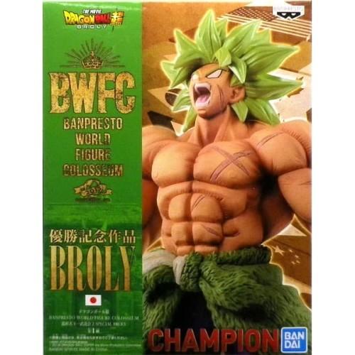 Foto Produk BWFC vol 2 Broly Bandai Banpresto dari Hobby Japan