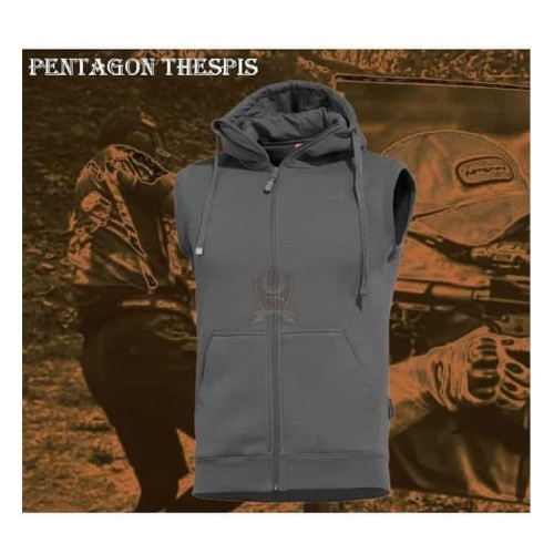 Foto Produk Pentagon Thespis - SHADOW GREY, M dari Satria Tactical Store