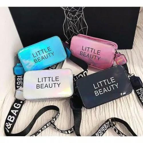 Foto Produk Little Beauty tas selempang wanita dari pompa sepeda