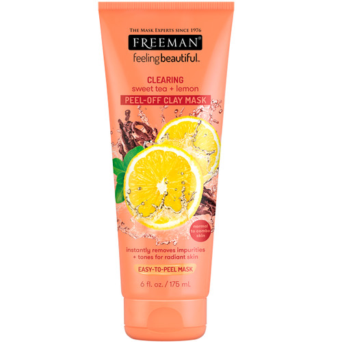 Foto Produk Freeman Clearing Sweet Tea & Lemon Peel-Off Mask 175ml dari Freeman Official Store
