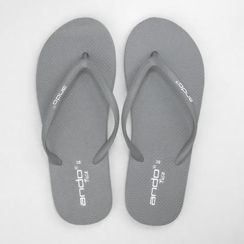 Foto Produk Ando Official Sandal Nice Wanita Dewasa - Abu Tua - 37 dari Ando Official Store