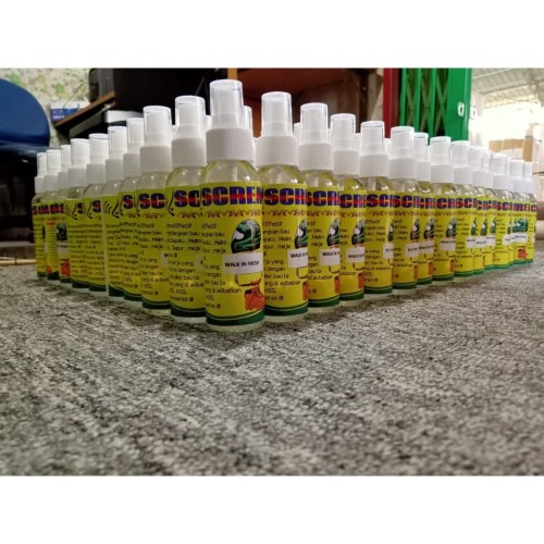 Foto Produk Scremoll Neutraliser Odor dari Kuman Clean Official