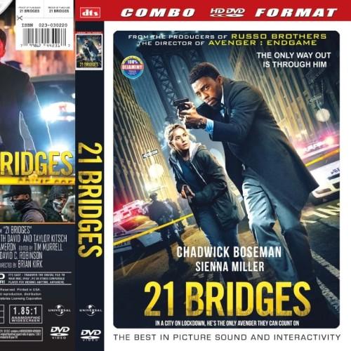 Jual Dvd Film Boxoffice Action Terbaru 21 Bridges Jakarta Barat Multistore Com Tokopedia