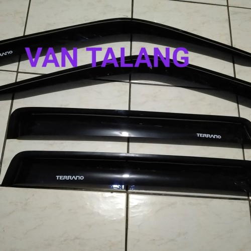 Foto Produk Talang Air Mobil Nissan Terrano dari Van Talang Air Mobil