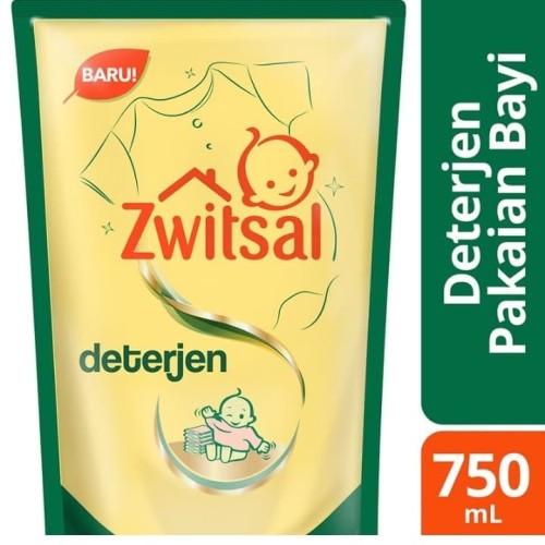 Foto Produk Zwitsal Baby Fabric Deteregent 750ml dari Toko Icel