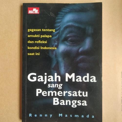 Jual Buku Gajah Mada Sang Pemersatu Bangsa By Renny Masmada Kota Depok Buku Bekas Original Tokopedia