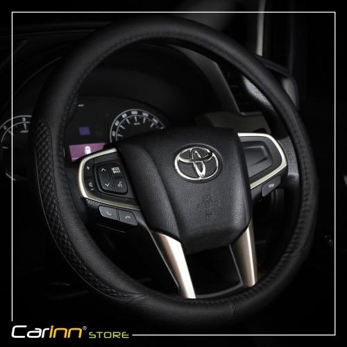 Foto Produk Carinn Cover Stir/Sarung Stir/Pelindung Stir Mobil - Black dari Carinn Store