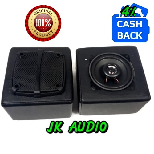 Foto Produk Speaker Coaxial Plus Box 4 Inchi dari JK Audio