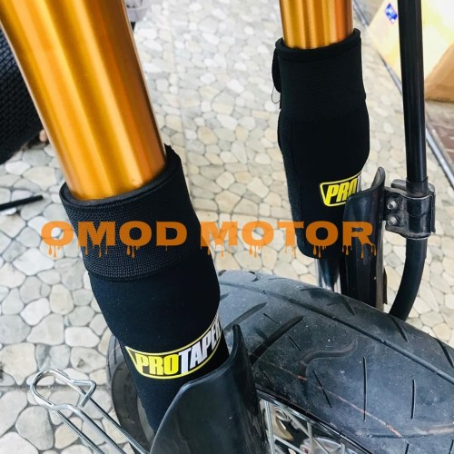 Foto Produk Seal Saver USD CRF KLX 150 BF Dtracker KX YZ Pelindung Sil Shock dari Omod Motor