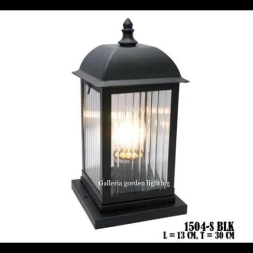 Jual Lampu Taman Pilar Minimalis Dekorasi 1504 S Harga Normal New Kode Jakarta Pusat Superin Tokopedia