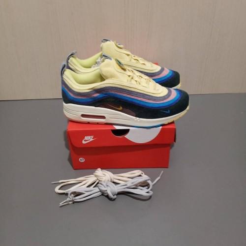 tal vez Íntimo Animado  Jual Sneakers Nike Air Max 97 Water Spoon Import Made In Vietnam - Kota  Bandung - StarlandSenakers   Tokopedia