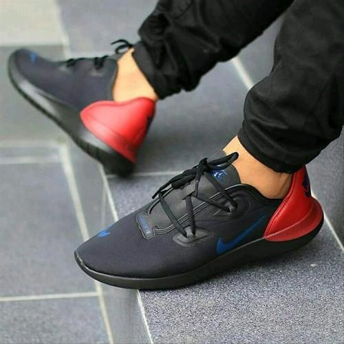 Foto Produk NIKE HAKATA RED BLACK MEN aj8879 004 ORIGINAL dari Faridan11