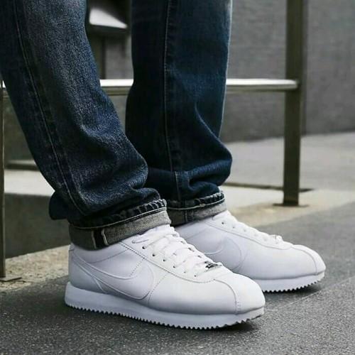 Foto Produk Nike Cortez Basic Leather 819719110 Original dari Parvez11