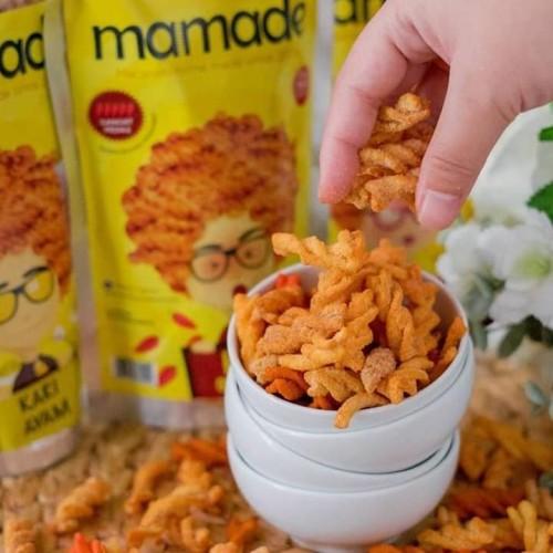 Jual Makaroni Mamade Snack Enak Berbahan Gandum Alami Dan Menyehatkan Puas Kota Tangerang Selatan Shakura Snack Tokopedia